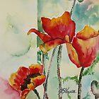 Poppies by Joyce Ann Burton-Sousa