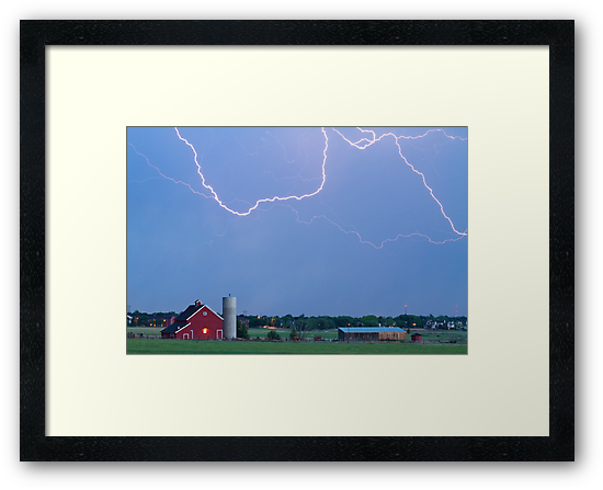 C2C Red Barn Lightning Rodeo  by Bo Insogna