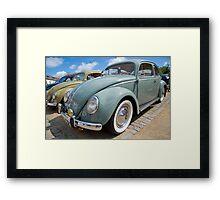 VW 9704 Framed Print