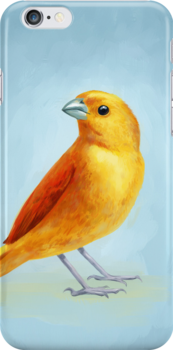 Wild Canary by freeminds