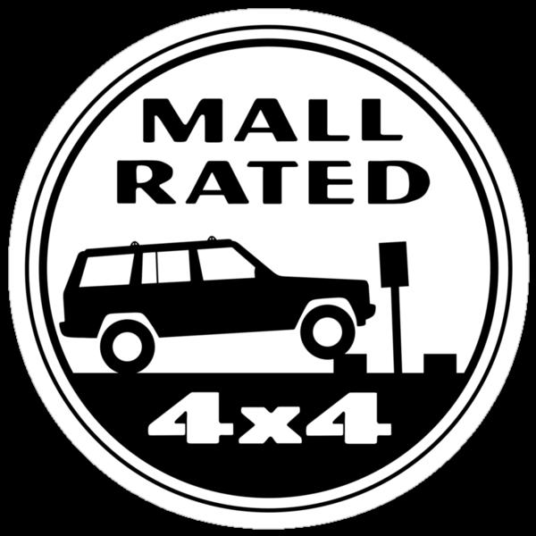 Mall Rated Jeep Cherokee by Brynjaminjones