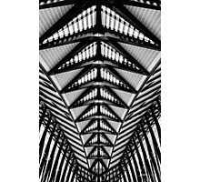 Station Spaces Photographic Print