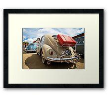 VW 9737 Framed Print