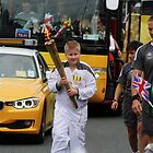 Olympic Torch Relay by KaMorgan
