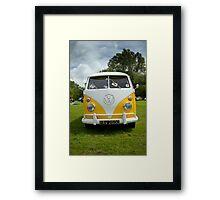 VW 9826 Framed Print