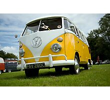 VW 9836 Photographic Print