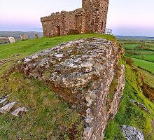 St. Michael de Rupe Church, Brentor, Dartmoor National Park, Devon, UK by Andy Fox