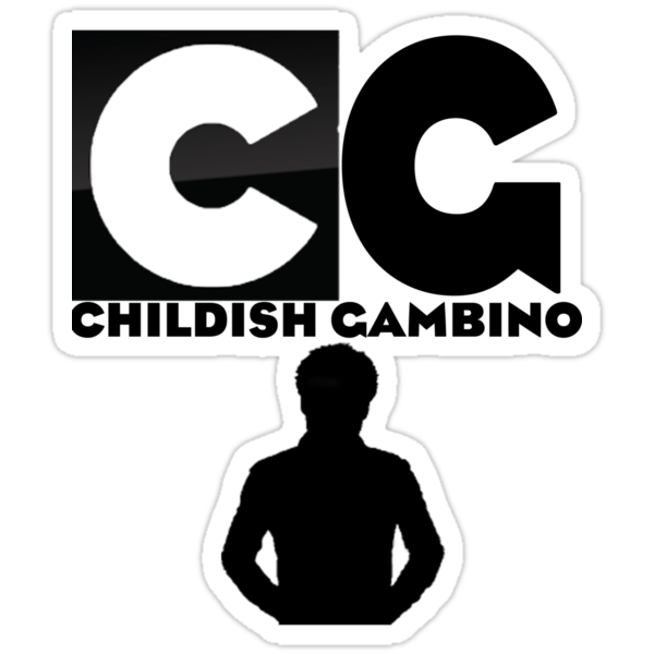 Childish Gambino by FunDorm