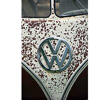 VW 9848 Photographic Print