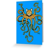 OctoKitty / Cathulhu Greeting Card