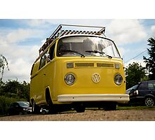 VW 9811 Photographic Print