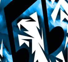 DJ-Pon3 Cutiemark Shards Sticker