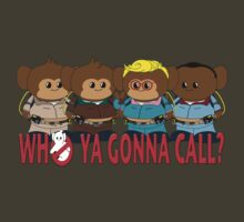 Who Ya Gonna Call by Monkey-Hut