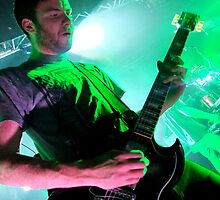 Enter Shikari - Rock City (Nottingham, UK) - 25th Oct 2011 (Image 15) by Ian Russell