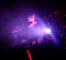 Enter Shikari - Rock City (Nottingham, UK) - 25th Oct 2011 (Image 24) by Ian Russell