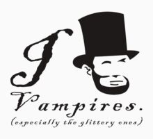 I (Abraham Lincoln) Vampires - version 2.0 by UncleCory