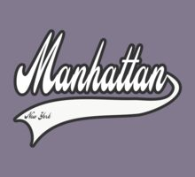 Manhattan - New York by WAMTEES