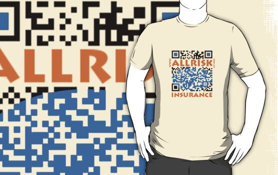QR Code shenannigans by Octochimp Designs