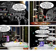 Rub-a-Dub-Dub... Romance in the Tub ?? by Nadya Johnson