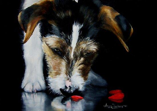 Don't Go Breaking My Heart by Anne Zoutsos