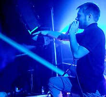 Enter Shikari - Rock City (Nottingham, UK) - 25th Oct 2011 (Image 34) by Ian Russell