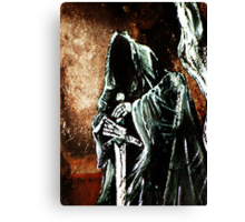 From the Darkness Canvas Print
