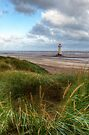 Talacre Beach 2 by Adrian Evans