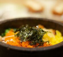 Korean Rice Bowl by Valerie Rosen