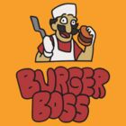 be the burger boss by timmehtees