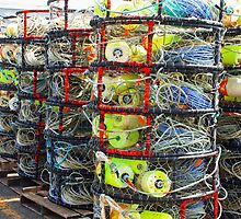Crab Pots Galore by DreamerByDesign