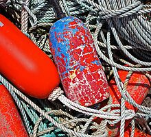 Buoys & Ropes by DreamerByDesign