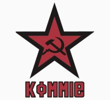 Kommie - Star Logo by artpirate