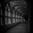 Dark cloisters by seanwareing