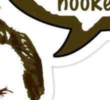 Smelly pirate hooker Sticker