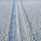 The Racetrack Death Valley California by Bob Christopher