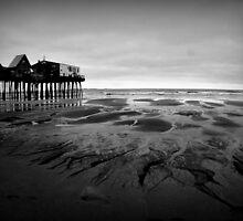 Tide-Washed Sand by samspix