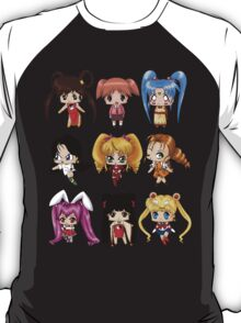 Anime Pigtails T-Shirt