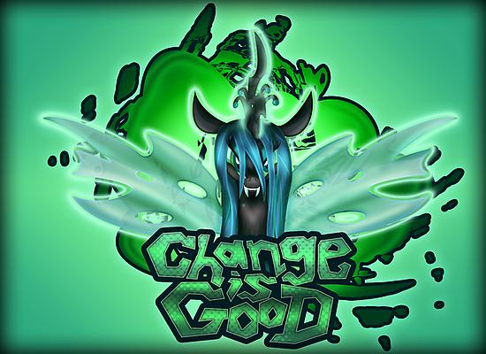 Change is Good by Zedrin