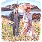 Edwardian Couple by wonder-webb