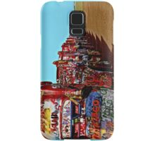 Cadillac Ranch iPhone 4 Case Samsung Galaxy Case/Skin