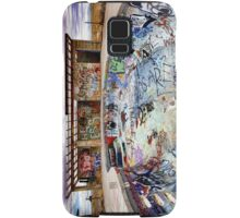 Route 66 Graffiti Pool iPhone 4 Case Samsung Galaxy Case/Skin