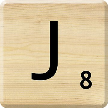 Words That Start With The Letter J Scrabble Image Search