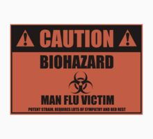 Man Flu - Biohazard by artpirate