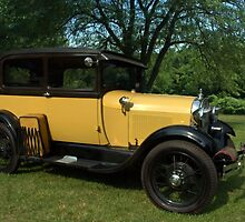 1928/29 Ford Model A Tudor by TeeMack