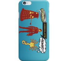Exterminate, Assimilate, Inseminate! iPhone Case/Skin