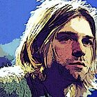 KURT COBAIN by Terry Collett
