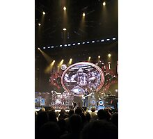 Rush snakes and arrows tour 2010 Photographic Print