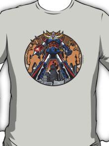 Los Robots Gigantes: It Begins T-Shirt