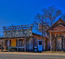 Scenic Saloon by Barrett Mand