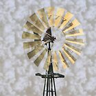 SCP Windmill by Lisa McIntyre